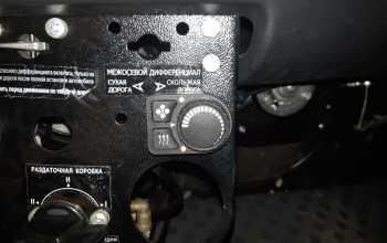 Установка воздушного отопителя на КамАЗ