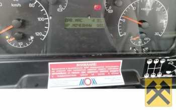 Установка эмулятора мочевины (отключения мочевины) на КАМАЗ 43118