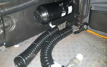 Установка подогревателя двигателя Планар